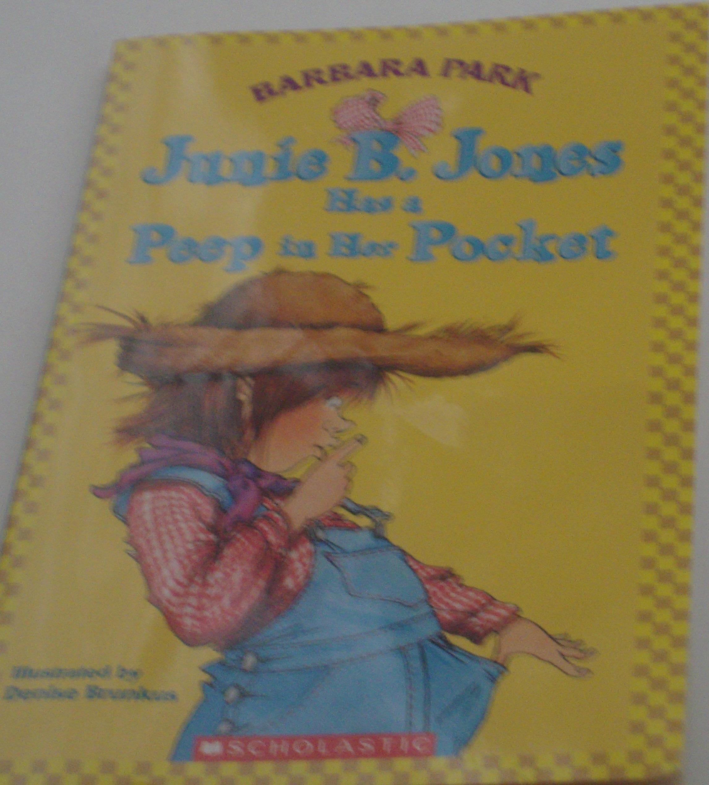 Page B Junie Jones Web