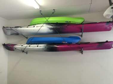 garage-ceiling-mounted-kayak-storage