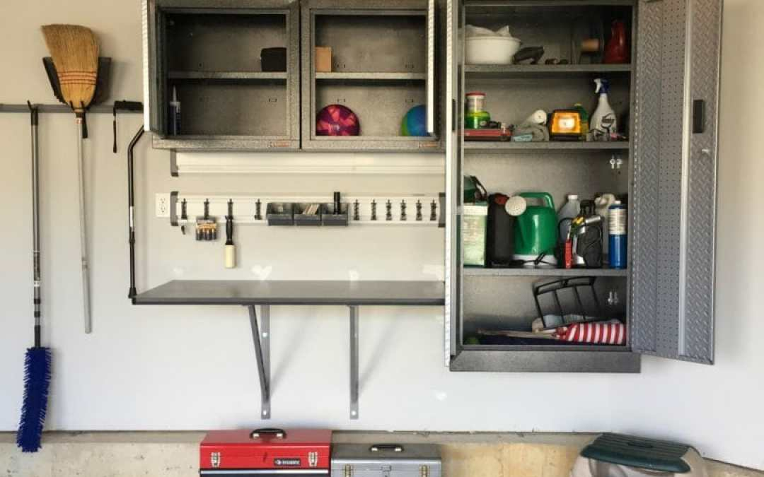 Yard and Garden Tools: Garage Storage Ideas
