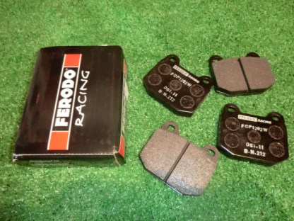FERODO製 DS2500 ブレーキ パッド