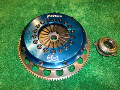 TiR 2ZZエンジン用 軽量フライホイール+クラッチカバーKIT