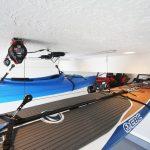 The World S First Smart Hoist Makes Overhead Garage Storage Super Simple Garagespot