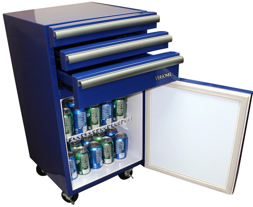 Mini-Refrigerators for the Garage
