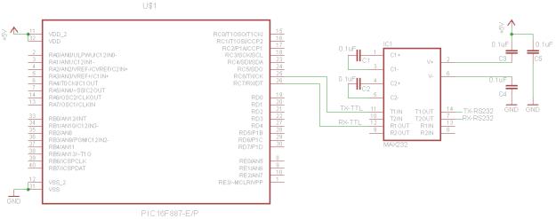 PIC-Talks-UART-RS232