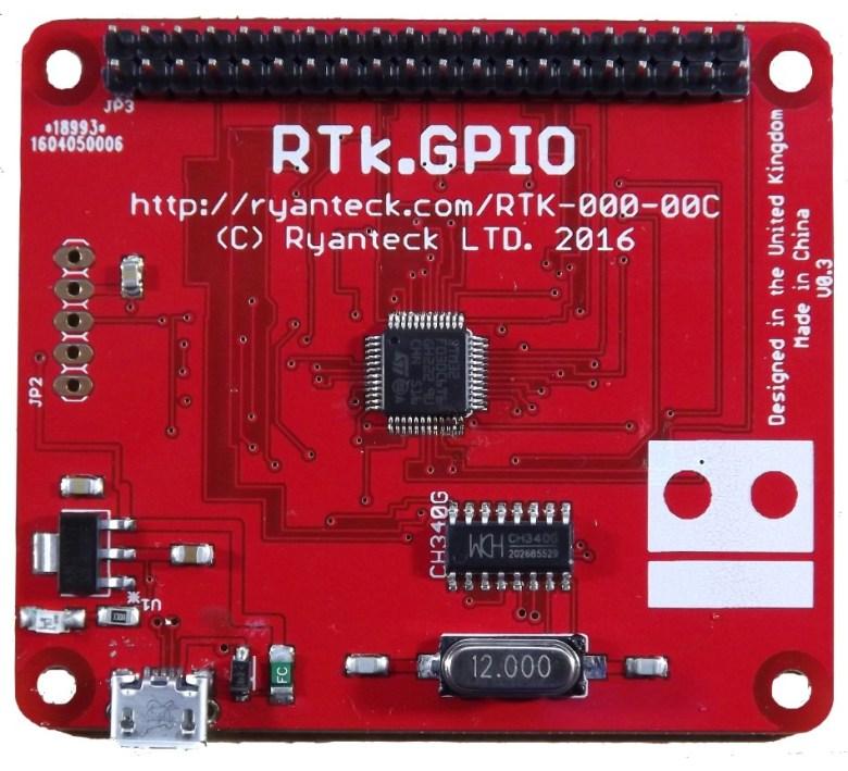 RTk-GPIO