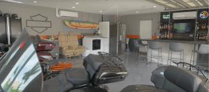 Garage Bar Rehab