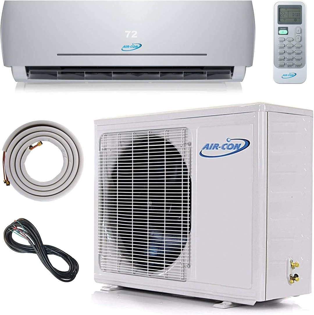 Mini Split Garage Heater