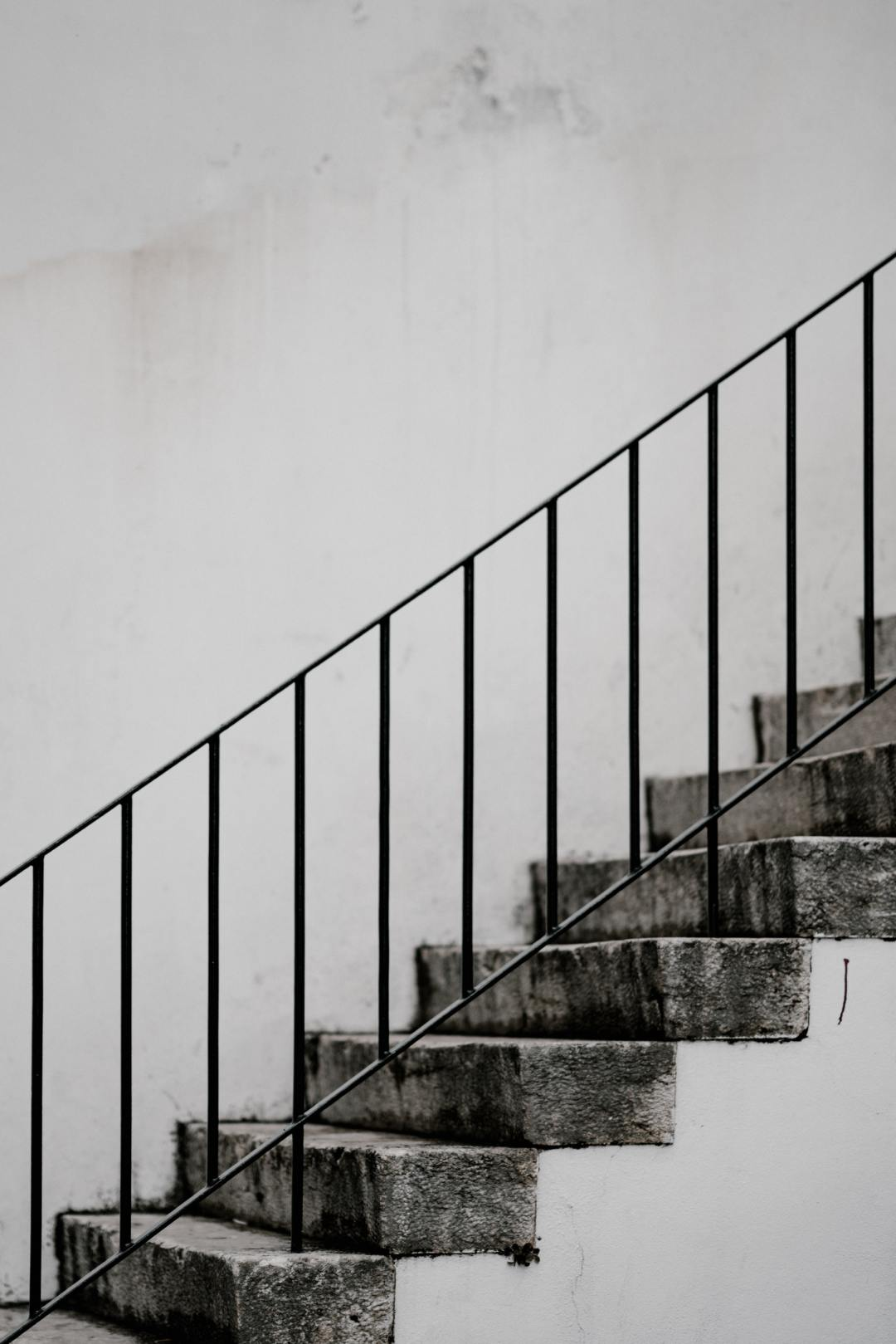 garage steps