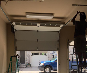 single car garage door installed starting 479