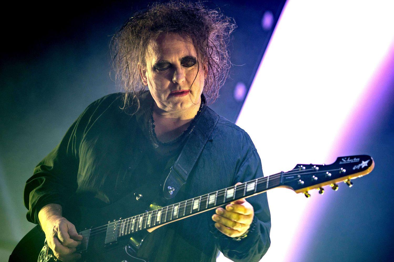 The Cure celebra los 30 años de Disintegration con conciertos en Australia