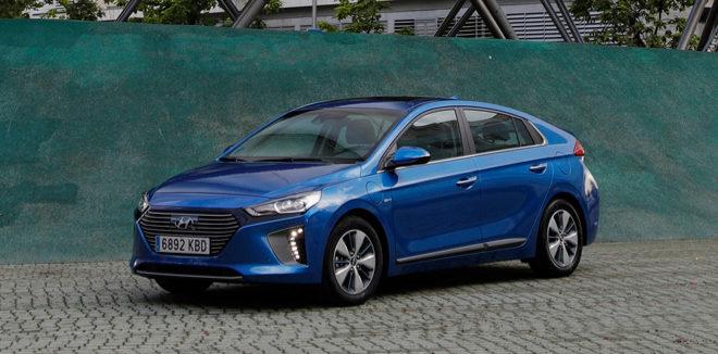 Hyundai İoniq İlk Sürüş