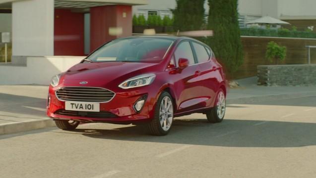 Timsah:Ford Fiesta 1.0 Ecoboost