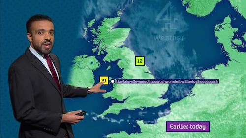 Weatherman-