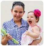 Día 214/365 : Agosto 4, 2013 : Cami y Caro, feliz 13o mes!