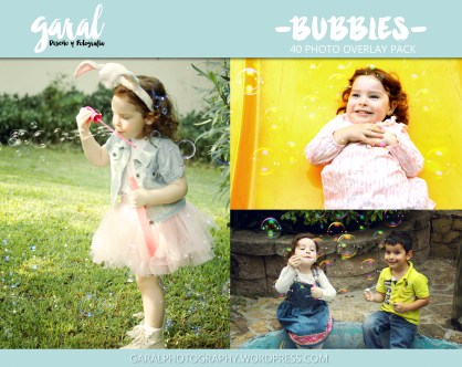 BUBBLES OVERLAY PACK