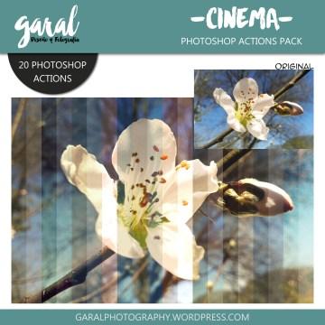 GARAL CINEMA ACTION PACK