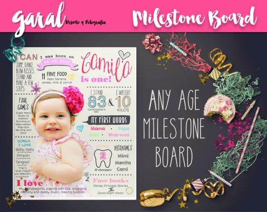 milestone board 1