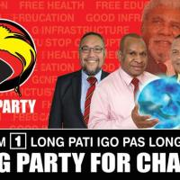 Amkat Mai Does the 'PNG Shuffle' - Dumps Polye for Namah