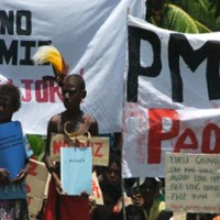 Pacific Marine Industrial Zone: Exploiting Tuna in PNG
