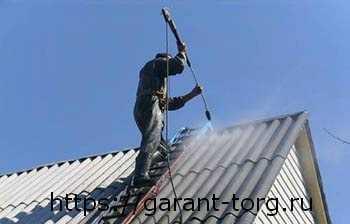 Хорошая краска - красивая крыша