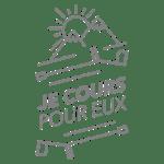 Logo Je Cours Pour Eux