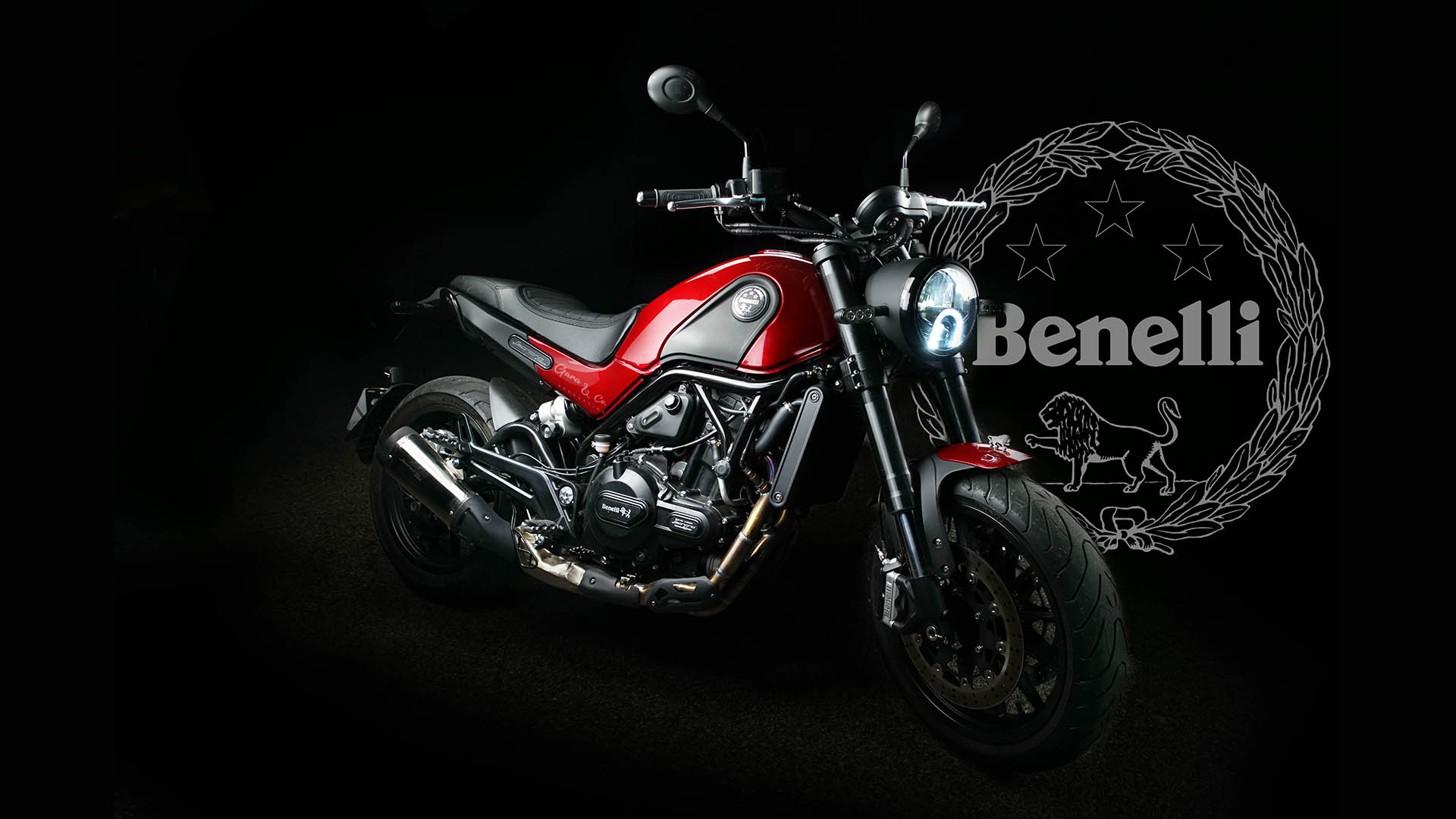 Benelli Leoncino overview photography