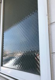 網入りガラスの画像