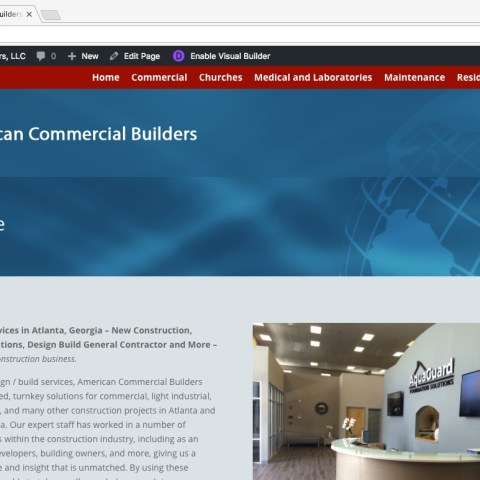 American Commercial Builders