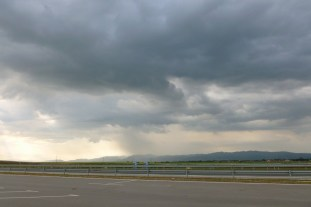 Bulgarian motorway