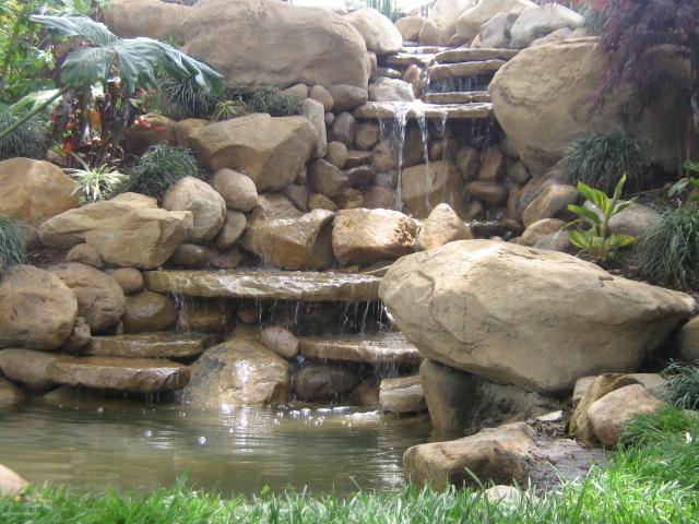 Raised Fish Pond Ideas
