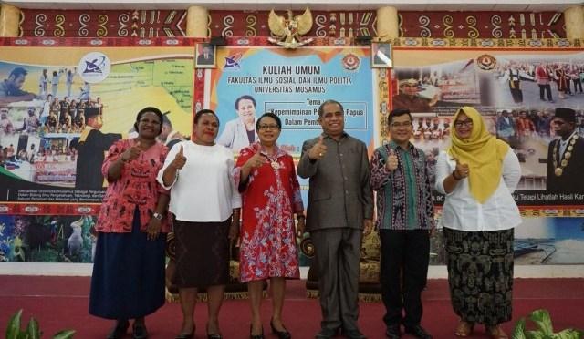 Partisipasi Perempuan dalam Politik Wujudkan Kesejahteraan Bangsa