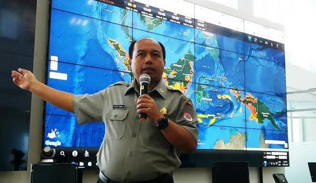BNPB : 1.999 Kejadian Bencana di Tahun 2018,Ribuan Korban Meninggal