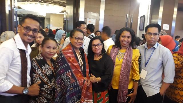 Utusan PUSPA NTT Hadir dalam Temu Nasional PUSPA 2018 di Medan