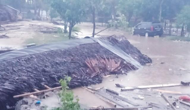 Tsunami Selat Sunda: 43 Meninggal, 584 Luka-Luka & 2 Orang Hilang