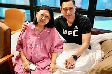 Dirawat ICU NUH Singapura, Kesehatan Ibu Ani Yudhoyono Sedang Menurun