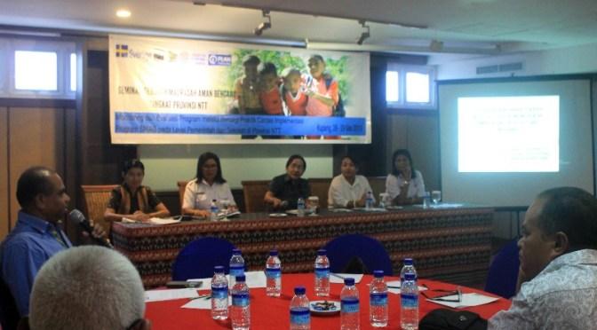 PMPB NTT Lakukan Monev Terhadap Sekolah Madrasah Aman Bencana