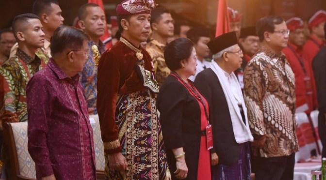 Presiden Jokowi Harap Kongres V PDIP Hasilkan Keputusan Terbaik