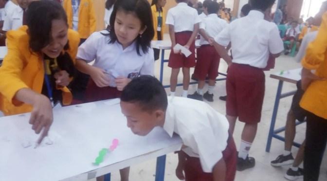 CCM XII, Peserta & Guru Pendamping Lebih Dekat & Ceria Bersama Matematika