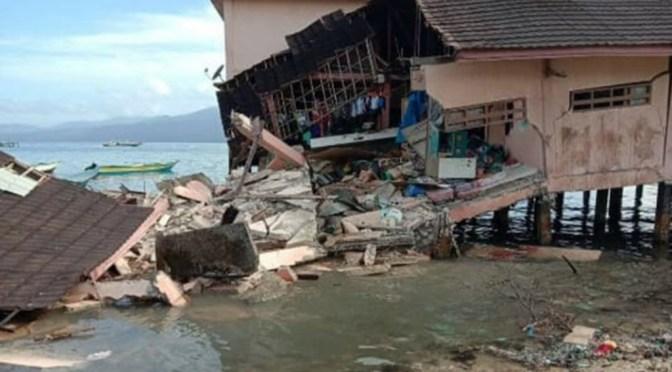 Gempa M 6.8 Guncang Wilayah Maluku