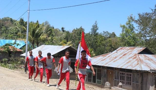 Tapak Tilas Kota Kefa, Refleksi Terbentuknya Kab.Timor Tengah Utara