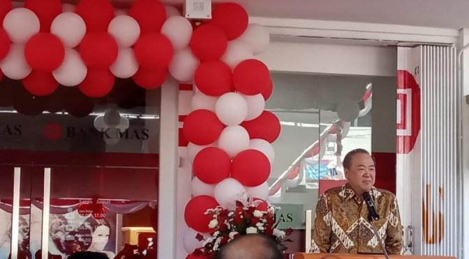 Perluas Jangkauan Pelayanan, Bank MAS Buka Kantor Cabang Ke-35 di Kupang