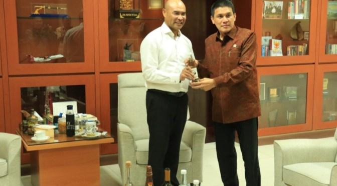 Gubernur Viktor Laiskodat Beber Kekayaan Sumber Daya Nusa Tenggara Timur