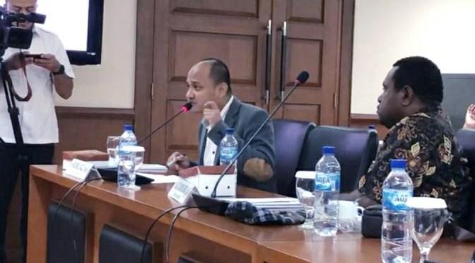 "Senator Fachrul Razi : ""Sudah Saatnya Papua Punya Partai Lokal!"""