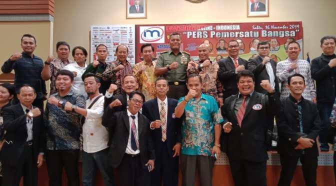 Dialog Kebangsaan IMO Indonesia 'Pers Pemersatu Bangsa'