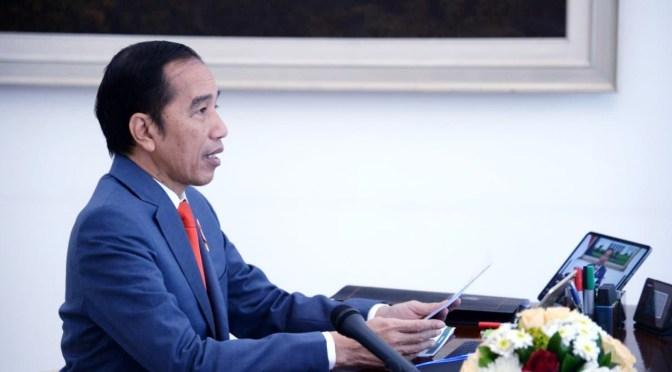 Enam Arahan Presiden Jokowi untuk Bendung Penyebaran Covid-19