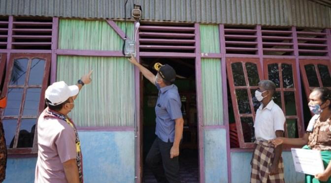 Warga Perbatasan Indonesia-Timor Leste Gapai Bantuan Listrik Gratis PLN