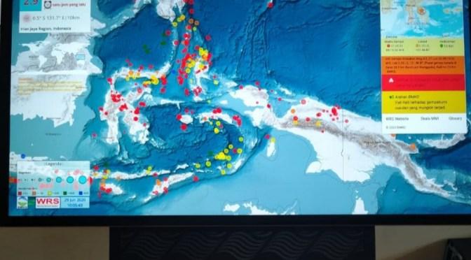Minimalkan Dampak Bencana di NTT, BMKG Pasang 'WRS New Gen'