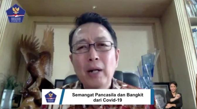 Cara Tung Desem Memaknai Nilai-nilai Pancasila Saat Pandemi Covid-19