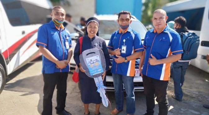 'Cashback Bank NTT Lewoleba' Hadiah 3 Mobil bagi Nasabah Tabungan Flobamora