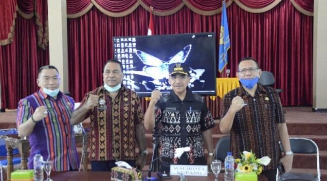Perdana, Kota Kupang Raih Opini WTP Sejak Jadi Daerah Otonom